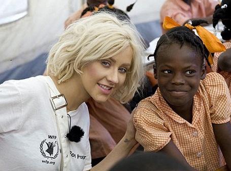 christina Aguilera without makeup8