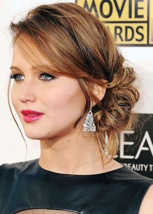 hairstyles to match your dress8