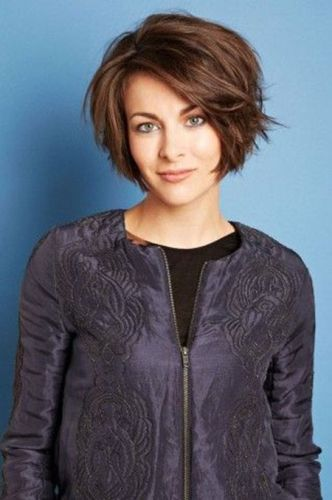 short messy hairstyles2