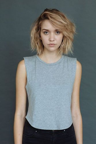 short messy hairstyles3