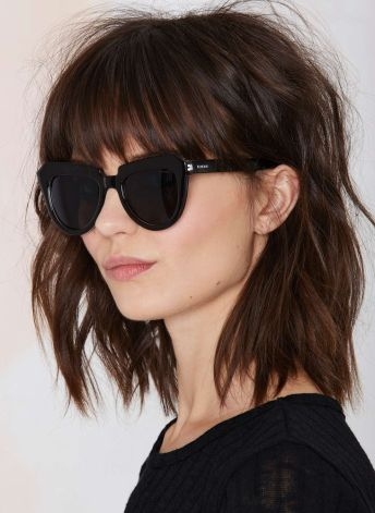 short messy hairstyles8