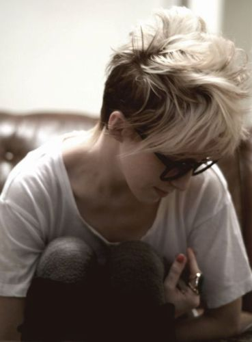short messy hairstyles9