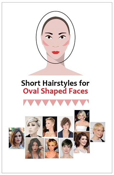 good haircuts for oval shaped faces 8 hairstyles for oval shaped faces styles 3631 | 8 Latest Short Hairstyles for Oval Shaped Faces
