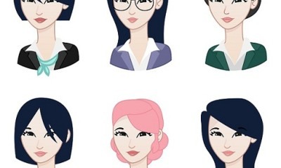 asian girls hairstyles