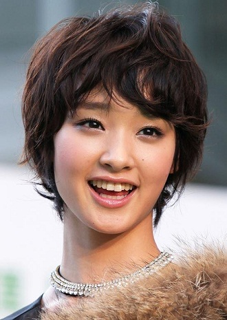 Asian short hairstyles for girls