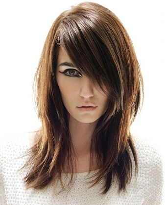 Asian girls hairstyle 8