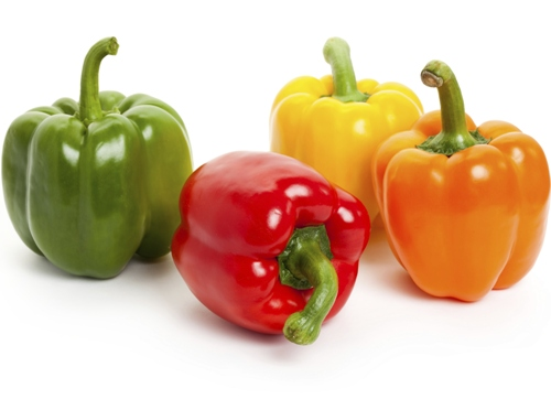 Bell Peppers Skin Clearing Diet