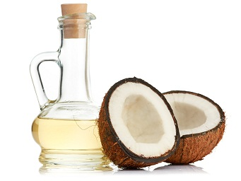 Dry Skin Diet Coconut Oil