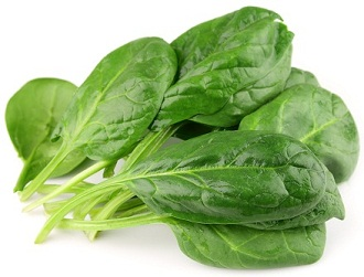 Spinach Foods To Help Dry Skin