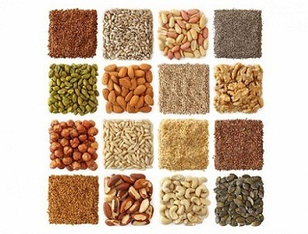 Nuts And Seeds Food For Dry Skin