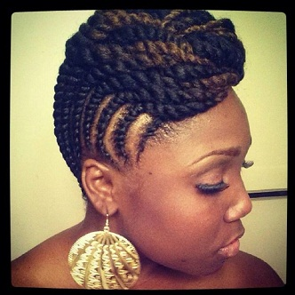 How to Do Cornrow Braid Styles and its Types | Styles At Life