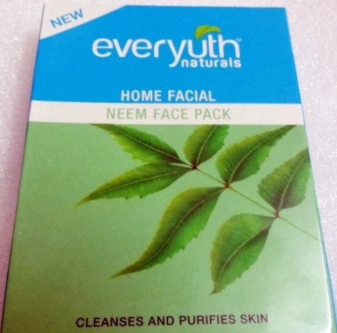 Everyuth face packs 3
