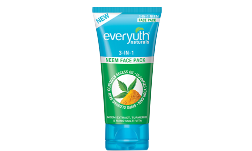Everyuth face packs 8