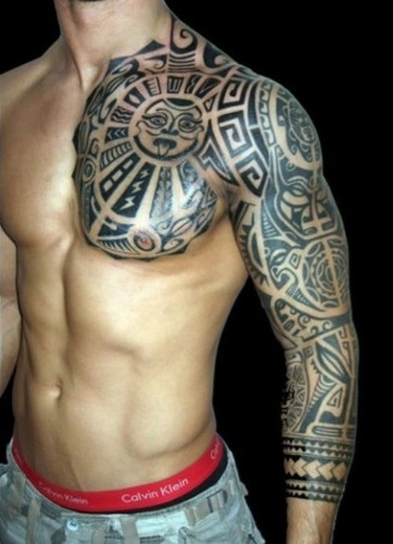 15 Best Chest Tattoo Designs For Men And Women