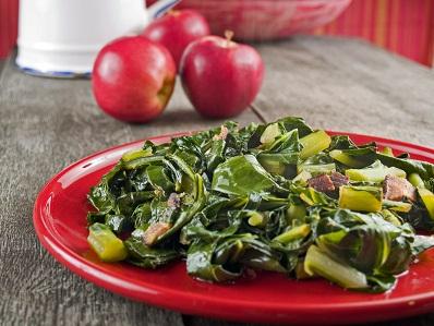 Food Good For Bones Collard Greens