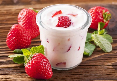 Fruit Yogurt Foods That Contain Sugar