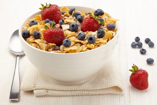 In Sugar Food List Breakfast Cereals