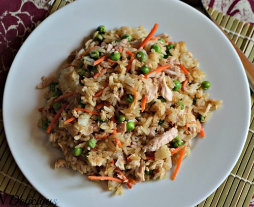 Healthy brown rice recipes  2
