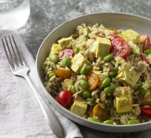 Healthy brown rice recipes  3