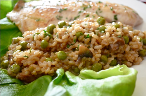 Healthy brown rice recipes 4
