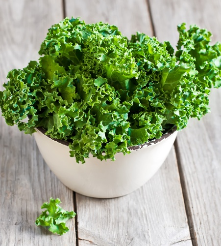 Kale Diet For Clear Skin