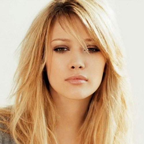 9 Stylish Womens Layered Haircuts For Round Faces Styles At Life