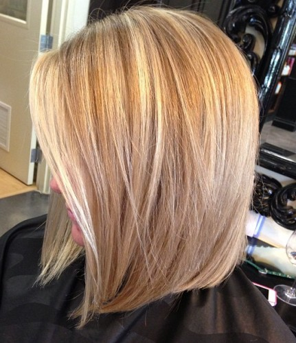 Top 9 Angled Bob Hairstyles | Styles At Life
