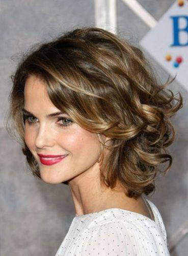 Medium Length Straight Hair 6