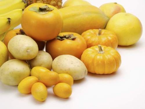 Best Foods For Dry Skin Orange And Yellow Veggies