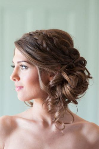 braided hairstyles for prom : Top 9 Prom Hairstyles For Braids Styles At Life