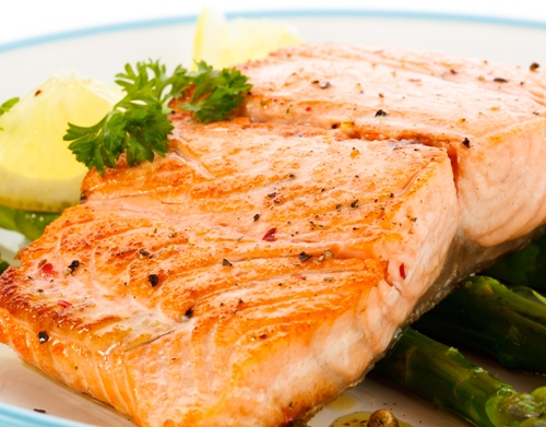 Best Diet For Clear Skin Salmon