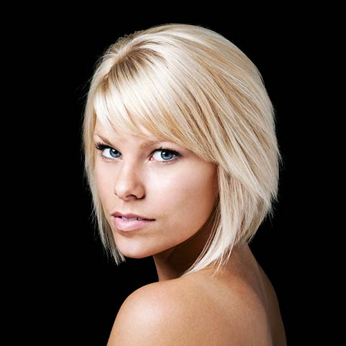 Shaggy Bob hairstyles 1