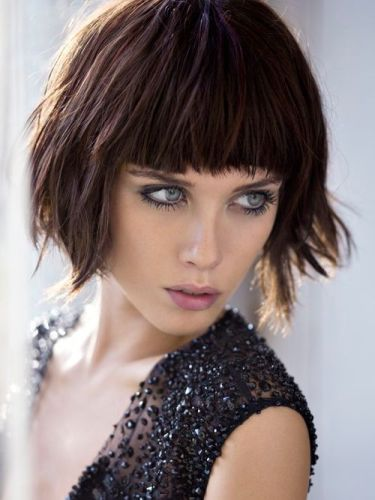 Shaggy Bob hairstyles 2