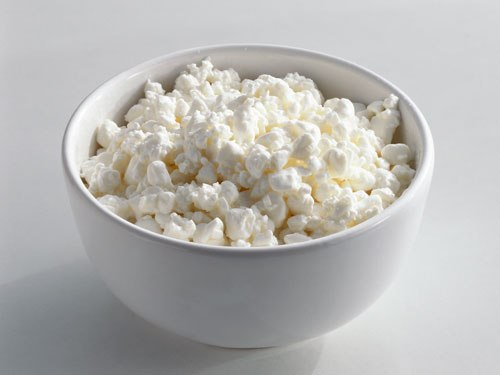 cottage cheese you consume the better for you. While cottage cheese ...