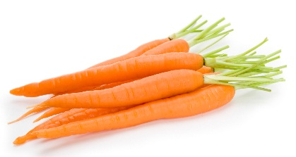 Carrots Foods For Lung Health