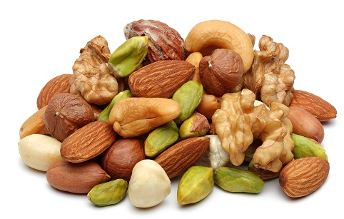 Healthy Lungs Food Mixed Nuts