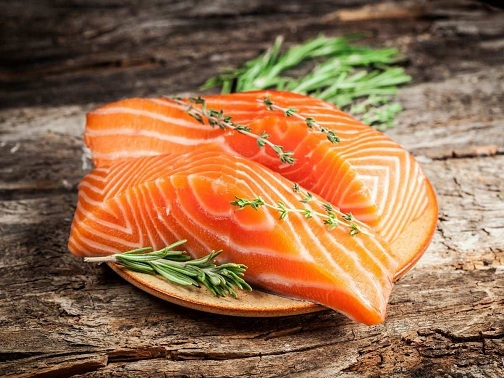 Strong Bones Food Salmon