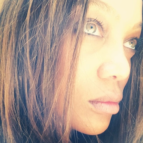 12 Beautiful Pictures Of Tyra Banks Without Makeup