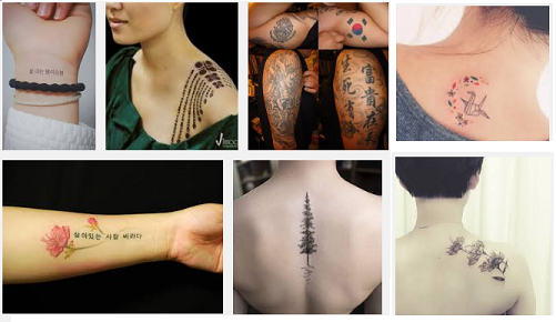 10fbf4df2 8 Best Korean Tattoo Designs And Ideas | Styles At Life