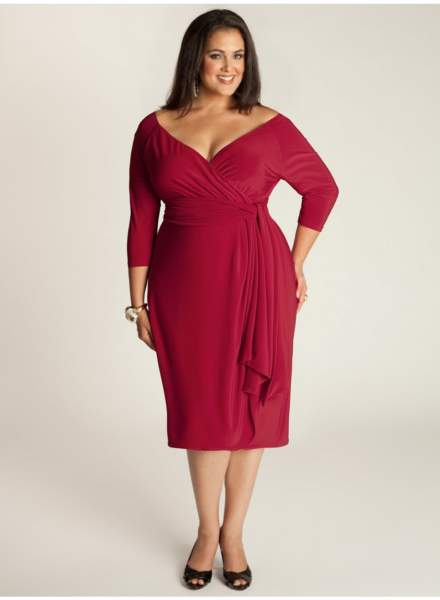 Top 20 Slim Looking Dresses For Fat Women Styles At Life