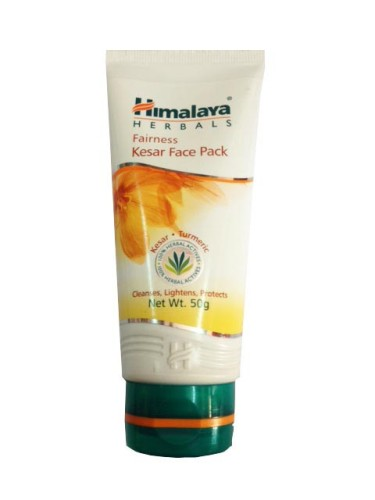 Himalaya's Fairness Kesar Face Pack
