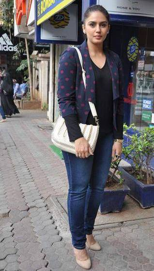 Huma Qureshi Without Makeup 6