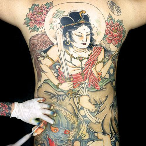 Korean tattoos 5