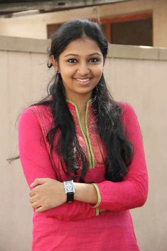 Lakshmi Menon Without Makeup
