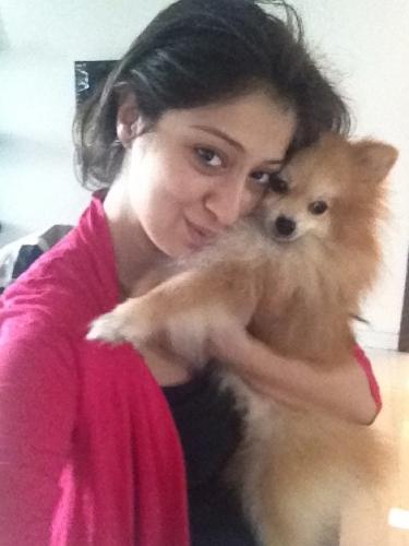 Lakshmi Rai without makeup 1