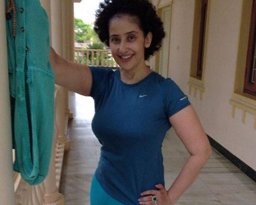 Manisha Koirala Without Makeup 1