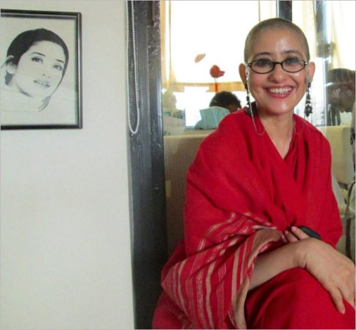 Manisha Koirala Without Makeup 7