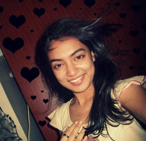 Nazriya Without Makeup 3145