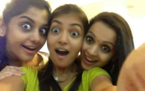 Nazriya Without Makeup 4