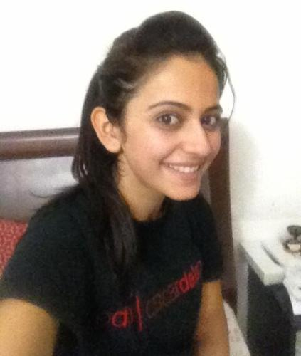 Rakul Preet Singh Without Makeup 2
